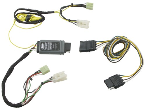 Toyota RAV4, 2004 Custom Fit Vehicle Wiring Hopkins 33465