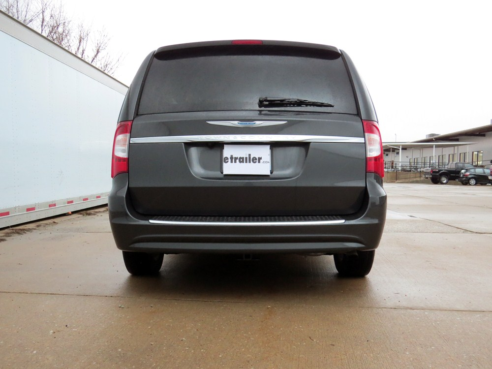 trailer hitch for 2012 chrysler town and country draw tite 36455. Black Bedroom Furniture Sets. Home Design Ideas