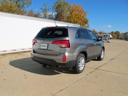 2014 kia sorento trailer hitch. Black Bedroom Furniture Sets. Home Design Ideas