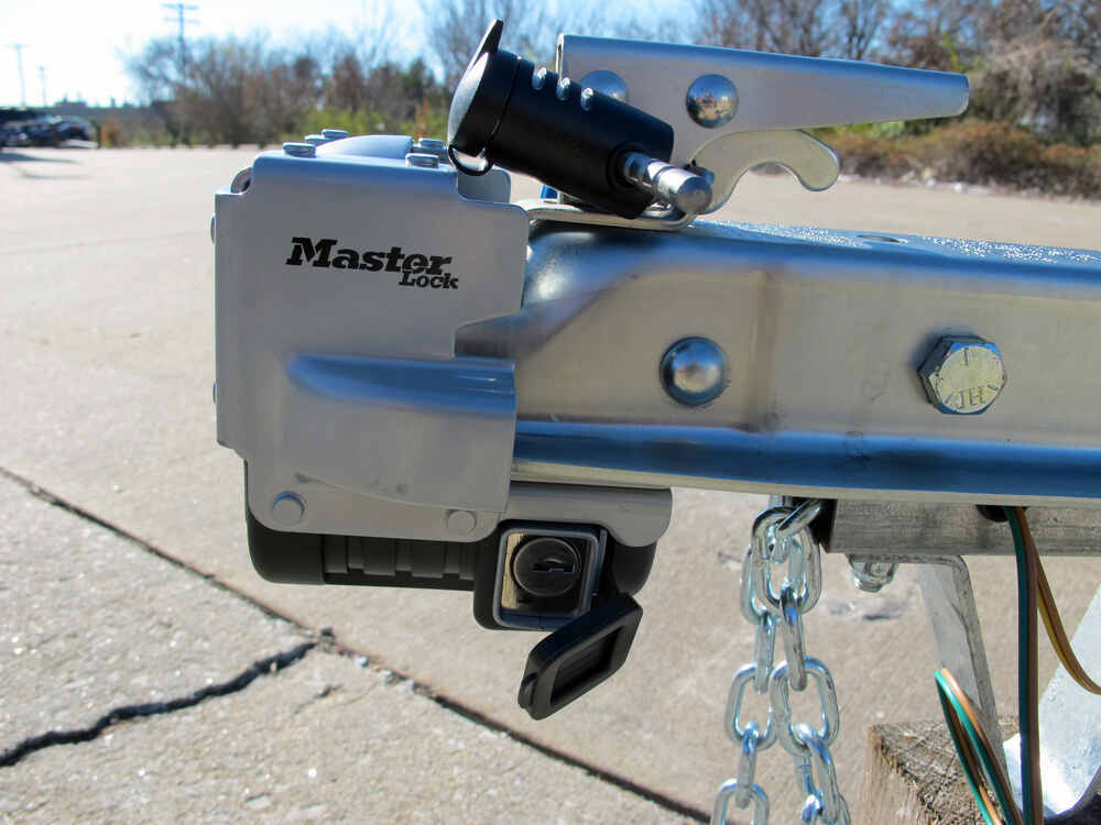 What sort of trailer lock/security do you use? [Archive