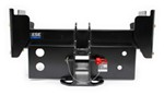 "Super Titan 4000 Weld-On Trailer Hitch with 3"" Receiver Opening, 25,000 lbs."