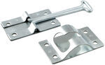 Enclosed Trailer Door Hook and Keeper
