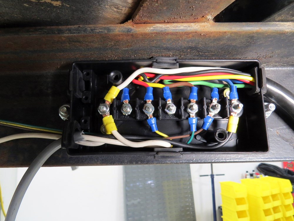Diagram Pj Trailer Wiring With Junction Box Diagrams Full Version Hd Quality Box Diagrams Doorbellwiring Lexanesirac Fr