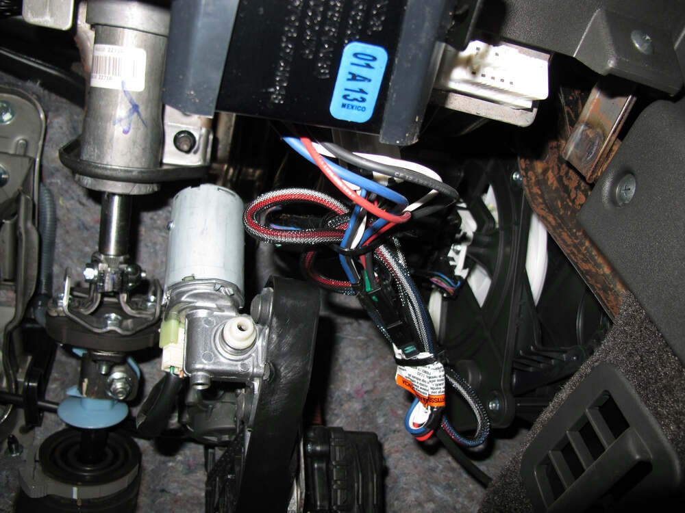 Trailer Mounted Electric Brake Controller Wiring Diagram : Wiring diagram tekonsha voyager brake controller