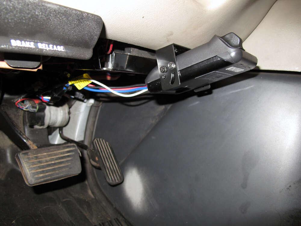 Tekonsha Powertrac Electronic Brake Controller - 1 To 2 Axles