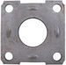 "Brake Mounting Flange for 1-3/4"" Round Trailer Axles - 2K"