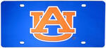 Auburn University License Plate- AU