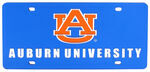 Auburn University License Plate- AU Auburn University