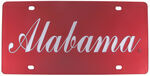 University of Alabama License Plate- Alabama