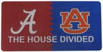 The House Divided- Alabama/Auburn