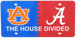 The House Divided- Auburn/Alabama