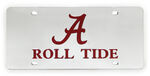 University of Alabama License Plate- A Roll Tide