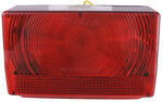 Wesbar Submersible Trailer Tail Light - Left Side