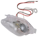 Wesbar Replacement Tail Light Capsule for Replaceable Bulbs
