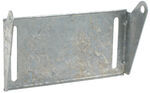 "One Piece Bracket for 12"" Roller for Boat Trailers"