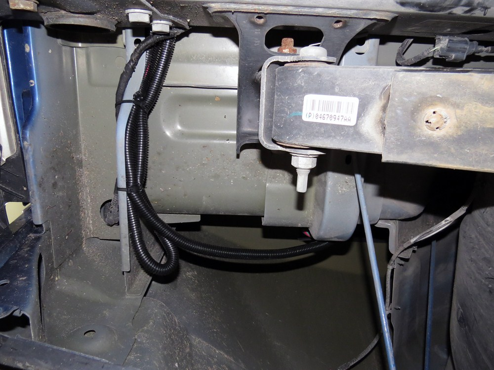 Hopkins Custom Fit Vehicle Wiring For Dodge Ram Pickup