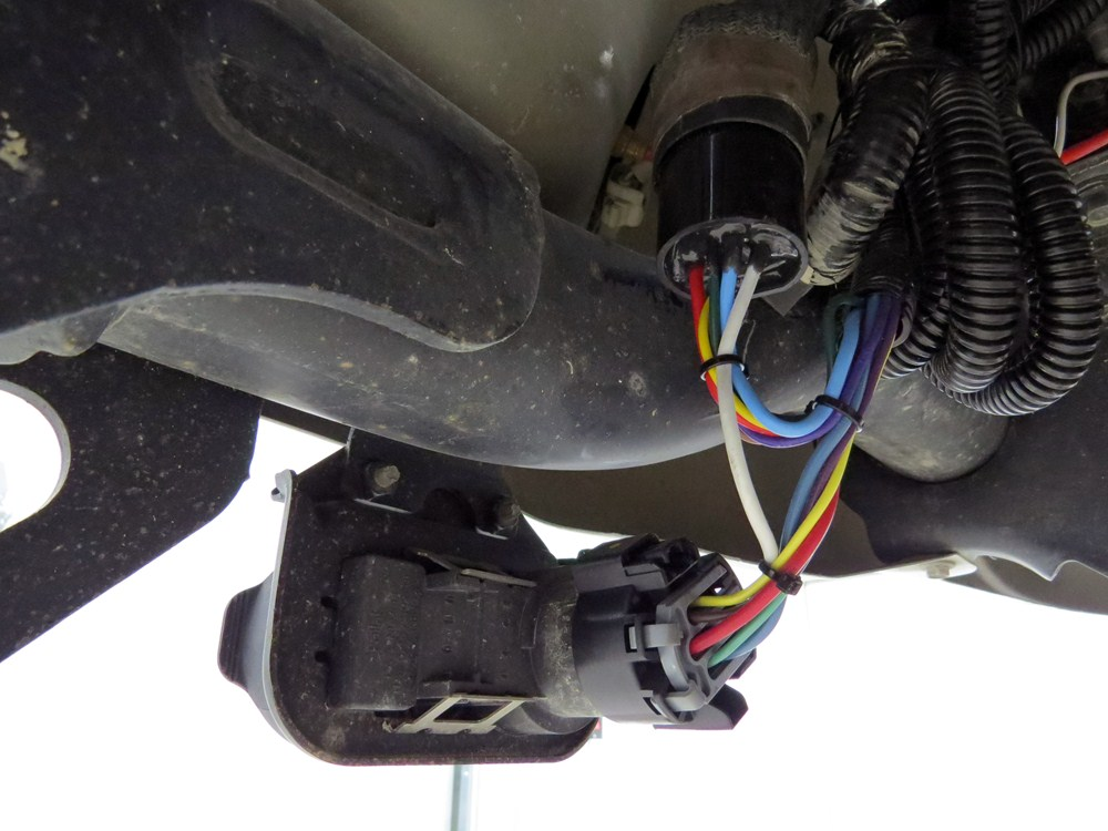Custom Fit Vehicle Wiring For 2012 Toyota Tundra