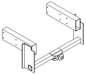 Specialty Trailer Hitches Draw-Tite 41990-16