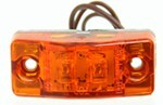 Bargman #99 Series Mini LED Lights - Amber