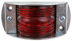 Peterson Steel Armored Red Clearance and Side Marker Light, 119R