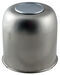 "Trailer Wheel Center Cap, Stainless Steel, 4.25"" Pilot Size"