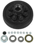 Trailer Hub and Drum Assembly - 5,200-lb - 7,000-lb Axles - 8 on 6-1/2 - E-Z Lube