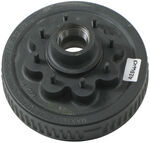 Trailer Hub and Drum Assembly - 5,200-lb, 6,000-lb and 7,000-lb Axles - 8 on 6-1/2