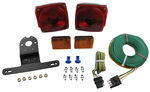 Peterson Trailer Tail Light Kit, 25' Harness with Hardware