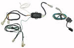 Plug-N-Tow (R) Vehicle Wiring Harness