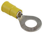 "Ring Terminal - 12-10 Gauge Wire - 5/16"" Ring ID"