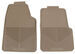 Front Auto Floor Mats All Weather - Car Truck SUV - Tan