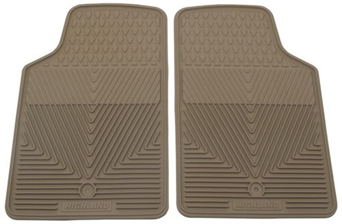 2000 Jeep Wrangler Floor Mats Highland 44026