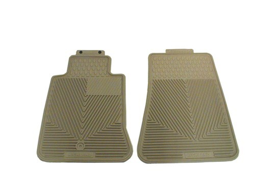 1978 924 by Porsche Floor Mats Highland 44030