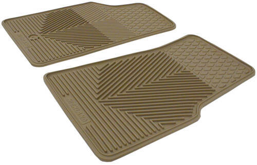 Auto Floor Mats All Weather Car Truck Suv Tan Highland