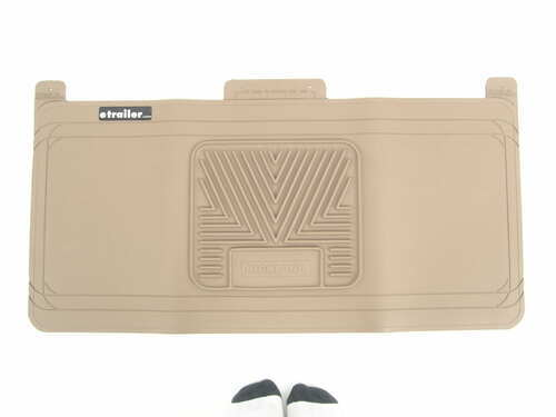2009 Ford F-250 and F-350 Super Duty Floor Mats Highland 44041