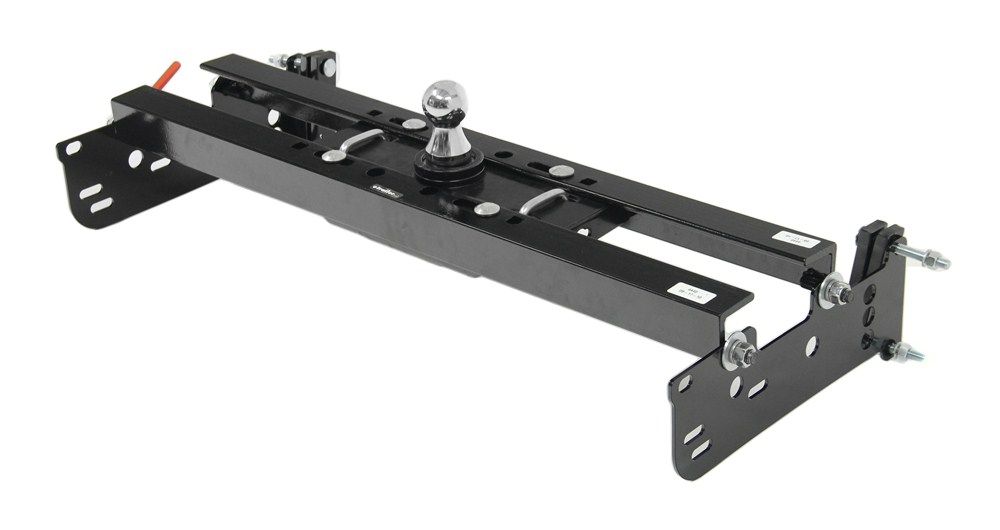 Gooseneck Trailer Hitch Installation Rail Kit  Gmc Trucks Reese Gooseneck Installation