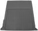 Semi-Custom All Weather Rubber Cargo Mat - Grey
