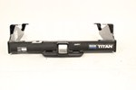 Titan Trailer Hitch Receiver - Custom Fit - Class V - 2-1/2""