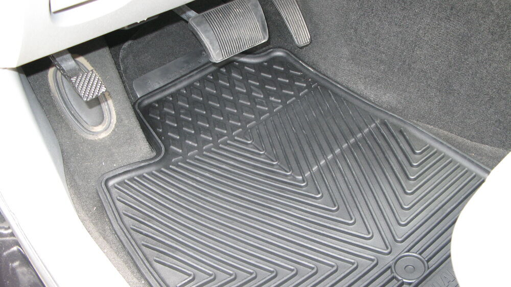 Auto floor mats all weather car truck suv grey for 1994 toyota pickup floor mats