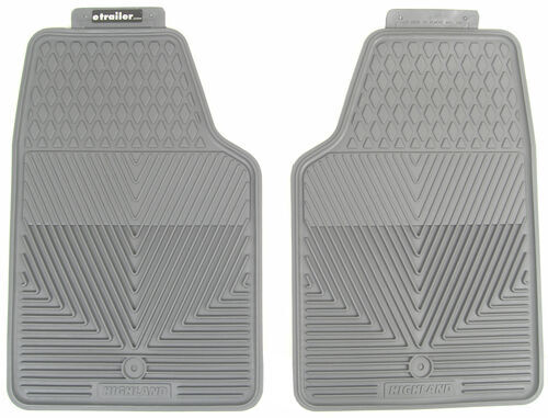 2000 GMC Sierra Floor Mats Highland 45025