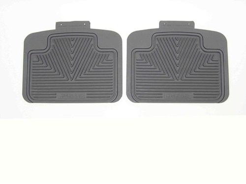 1989 Pontiac Safari Floor Mats Highland 45031