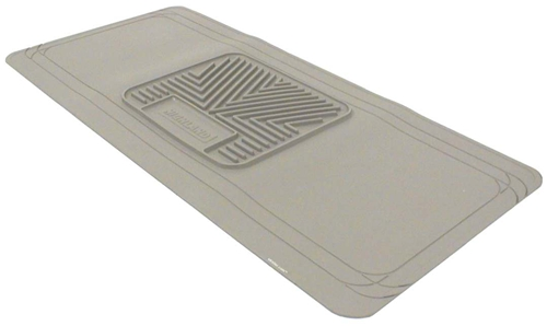 All Weather Center Hump Floor Mat Grey Highland Floor
