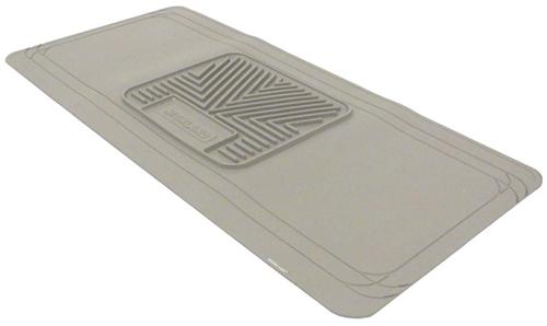 All Weather Center Hump Floor Mat Grey Highland Floor