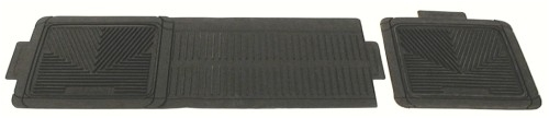 Auto Floor Mats All Weather Rear Quot One Piece Look