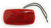 Bargman LED Clearance/Side Marker Light - 59 Series - Red - White Base