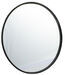 "Hot Spot Mirror 3-3/4"" Round Convex Stick On"
