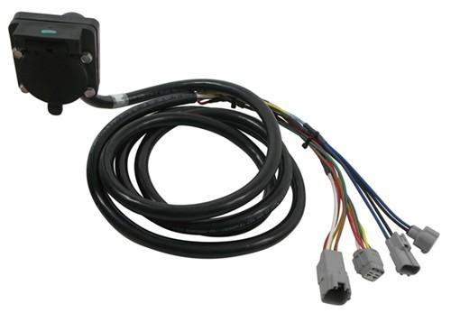 custom fit vehicle wiring for 2008 toyota tundra - draw ... 2008 toyota tundra trailer wiring