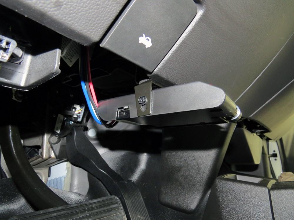 Chevy Silverado Wiring Diagram Brake Controller : Trailer brake controller installation chevrolet