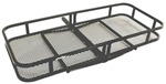 "20x48 Cargo Carrier For 1-1/4"" Trailer Hitch Receiver"