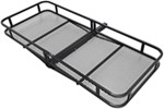 "24x60 Cargo Carrier For 2"" Trailer Hitch Receiver"